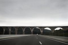 Französische Landschaft Stockfoto