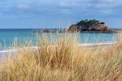 Französische Landschaft - Bretagne lizenzfreies stockfoto