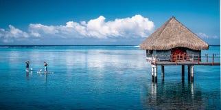 Französische Polinesien stockfoto