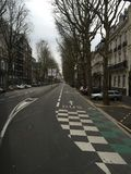 Französische Straße Stockfoto