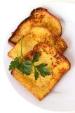 Französische Toast Lizenzfreie Stockfotos