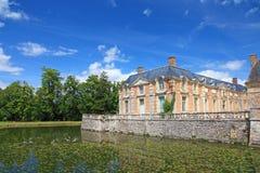 Französische Villa. Stockfotografie