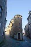 Französischer Bestimmungsort, Saint Malo Lizenzfreies Stockbild