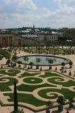 Französischer Garten   Lizenzfreies Stockfoto