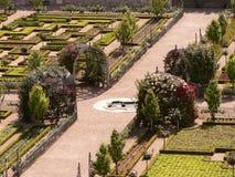 Französischer Garten Lizenzfreies Stockbild