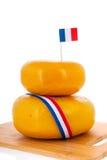 Französischer Käse Stockfotografie