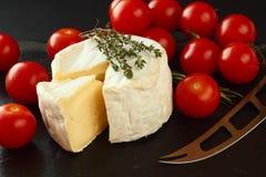 Französischer Käse Stockbild