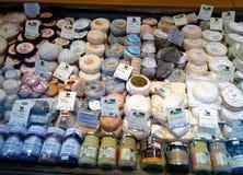 Französischer Käse Stockfoto