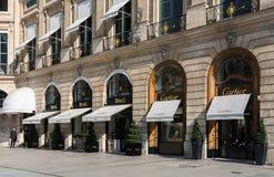 Französischer Luxus lizenzfreie stockfotografie