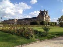 Französischer Palast lizenzfreie stockfotos