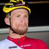 Französischer Radfahrer Adrien Petit Stockfoto