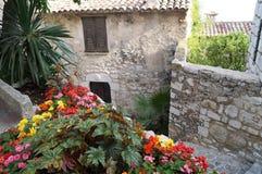 Französischer Riviera Stockbild