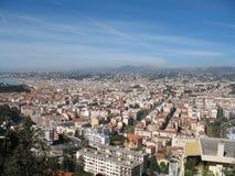 Französischer Riviera - berühmte Plätze Stockbilder