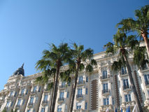 Französischer Riviera - berühmte Plätze Lizenzfreie Stockbilder