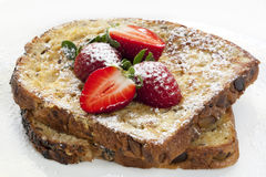Französischer Toast Stockfoto