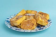Französischer Toast Lizenzfreies Stockfoto