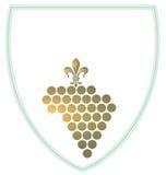 Französischer Wein Stockbild