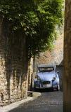 Französisches Auto Lizenzfreies Stockfoto