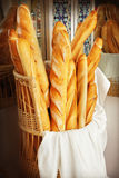 Französisches Brot Lizenzfreie Stockfotos