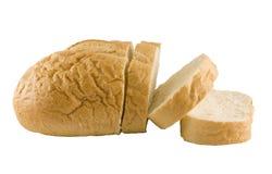 Französisches Brot geschnitten Stockfotografie