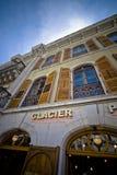 Französisches Eiscremewohnzimmer Lizenzfreies Stockbild
