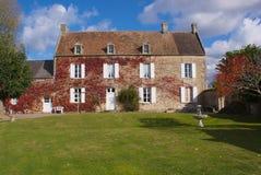 Französisches Haus lizenzfreie stockbilder