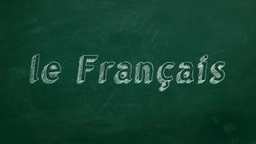 Französisches Lernkonzept