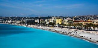 Französisches Riviera Lizenzfreies Stockbild