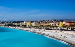 Französisches Riviera Lizenzfreies Stockfoto