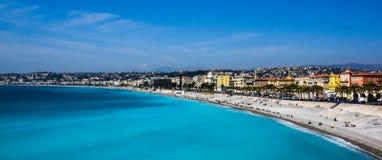Französisches Riviera Lizenzfreie Stockfotos