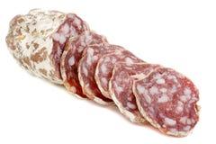 Französisches saucisson Stockfotos