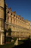 Französisches Schloss Lizenzfreie Stockfotos