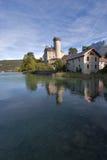 Französisches Schloss Stockbild