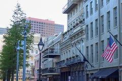 Französisches Viertel stockfoto