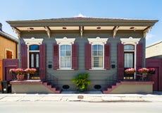 Französisches Viertel-Haus Lizenzfreies Stockfoto
