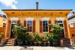 Französisches Viertel-Haus Lizenzfreie Stockbilder