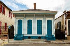 Französisches Viertel-Haus Stockfotos