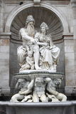 Franz ι άγαλμα του Josef Στοκ Φωτογραφία