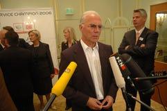 Franz Beckenbauer Royalty-vrije Stock Fotografie