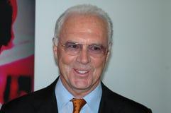 Franz Beckenbauer Royalty-vrije Stock Foto's