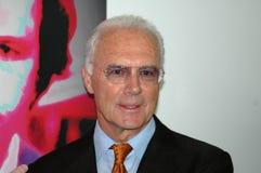 Franz Beckenbauer Stock Afbeelding