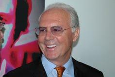 Franz Beckenbauer Stock Foto