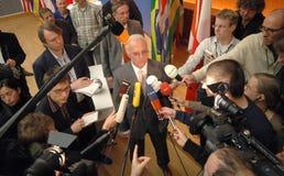 Franz Beckenbauer Stockfotos