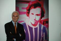 Franz Beckenbauer Stock Photo
