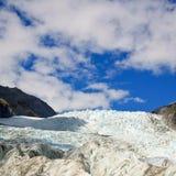 franz glaciär joseph Royaltyfri Foto