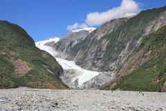 Franz Josef Glacier στοκ εικόνες