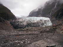 Franz Josef Glacier Approach Fotografia Stock