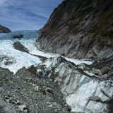 Franz Josef Glacier - New Zealand Stock Photography