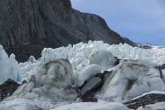 Franz Josef Glacier. New Zealand. Royalty Free Stock Photography