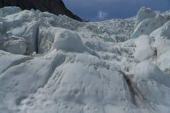 Franz Josef Glacier. New Zealand. Stock Image